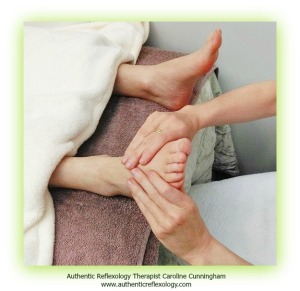 www.authenticreflexology.com