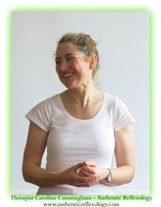 Therapist Caroline Cunningham Reflexology Carlow